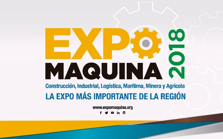 EXPOMÁQUINA 2018 – Machinery, Equipment, Products And Services